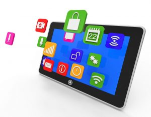 Software de aplicación apps
