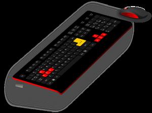 Dispositivos periféricos teclado mouse